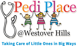Pedi Place - Taking Care of Little Ones in Big Ways